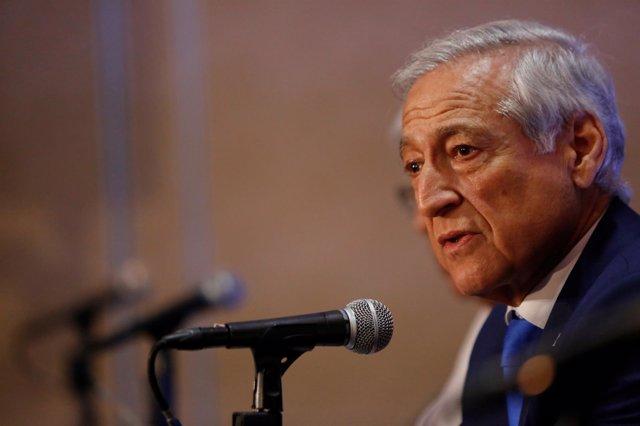 El ministro de Exteriores de Chile, Heraldo Munoz.