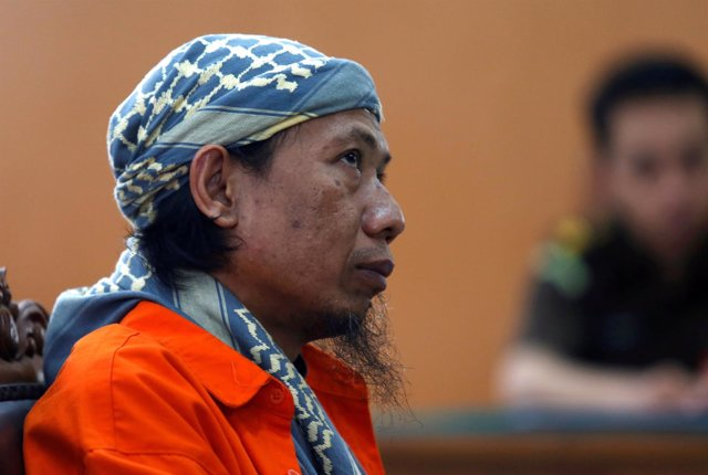 El clérigo islamista radical Aman Abdurrahman