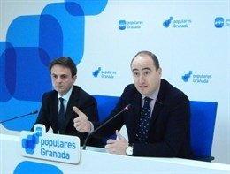 Concejales del PP investigados en el caso Serrallo
