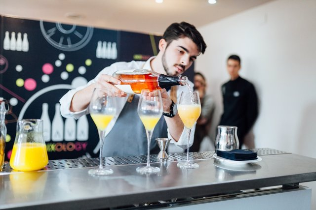Concurso 'Cava Mixology Competition'