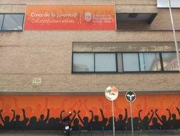 Casa de la Juventud de Pamplona.
