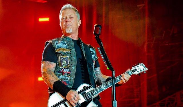 James de Metallica