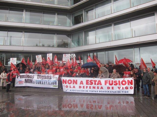 Foto: Pensionistas Vigo