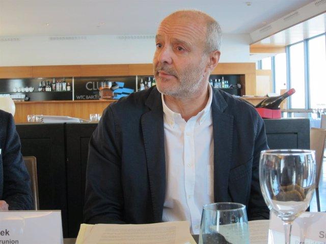 El presidente de Serunion, Antoni Llorens