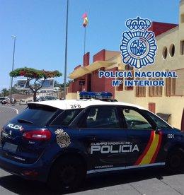 """Nota De Prensa """"La Policía Nacional Detiene A Un Ciudadano Húngaro Que Utilizaba"""