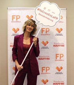 Susana Griso. La Fundación Atresmedia y Fundación Mapfre lanzan una nueva campañ