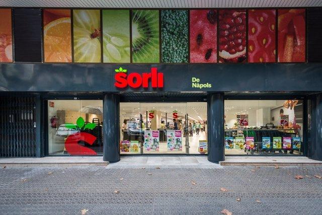 Supermercado de Sorli