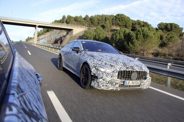 Nuevo vehículo de Mercedes-AMG