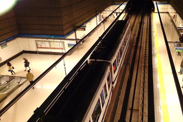 Metro de El Casar