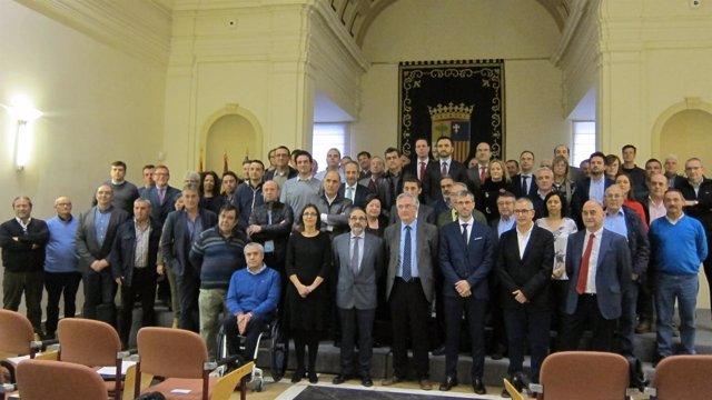 Entidades colaboradoras de la PAC en Aragón