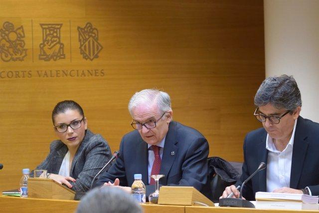 Antonio Montabes presenta la memoria de la Fiscalía de la Comunitat 2016