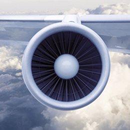 Avión ala turismo aerolínea nube motor pájaros
