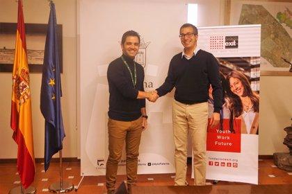Paterna se une al Proyecto Coach de Fundación Exit para luchar contra el paro juvenil y el abandono escolar