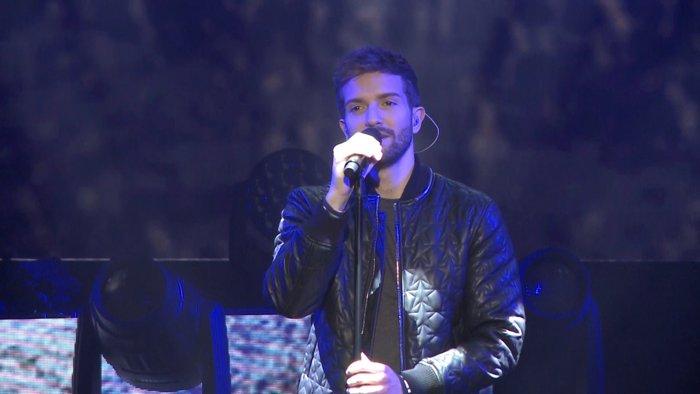 Pablo Alborán presenta su tour 'Prometo', su gran reto