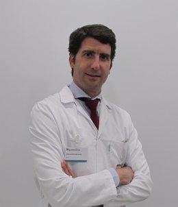 El especialista en Traumatología Daniel Cansino