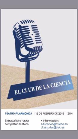 Club de la ciencia monólogos