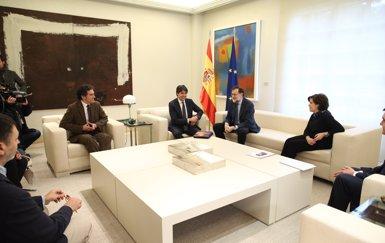 """SCC diu que el Govern espanyol els """"va constatar"""" que s'incorporarà el castellà en la preinscripció (EUROPA PRESS)"""