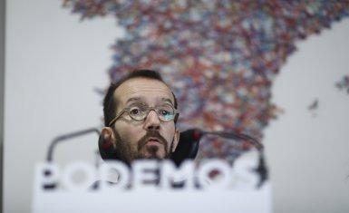"""Echenique acusa el PP d'""""abocar gasolina"""" al conflicte català en impulsar l'ensenyament en castellà (EUROPA PRESS)"""