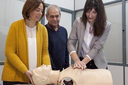 Crean un nuevo algoritmo para realizar una reanimación cardiopulmonar más efectiva