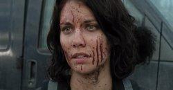 Lauren Cohan se aleja de The Walking Dead (AMC)