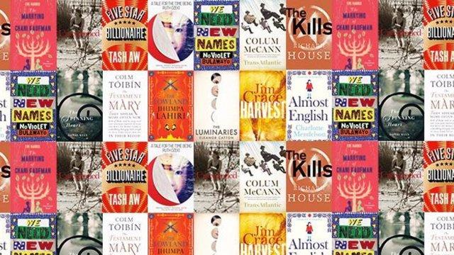 Títulos Premio Booker que aspiran al Oro de la Fundación Premio Booker