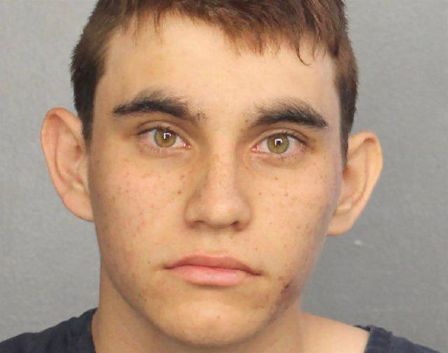 Nicolás Cruz, el presunto asesino de 17 personas en el instituto de Florida