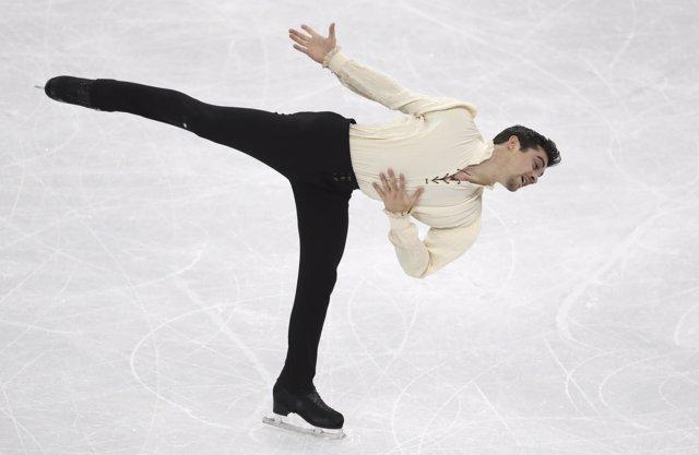 Javier Fernández entra en la historia con un bronce olímpico en patinaje artístico