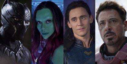 Las películas Marvel, en orden de peor a mejor (MARVEL)