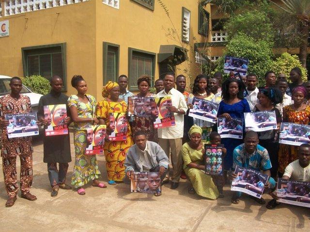 Proyecto de reinserción de niños de la calle en Benín