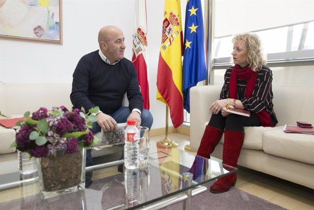 9:30.- Gobierno De Cantabria. La Vicepresidenta Y Consejera De Universidades E I