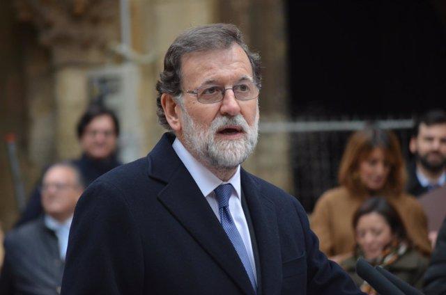 """Rajoy Recalca Que """"No Hay Ninguna Alternativa"""" A La Ley En Cataluña"""