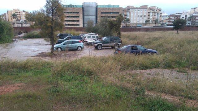 EPIC Ibiza pide que comiencen los trámites para que el solar de la Comisaría se convierta en un aparcamiento temporal