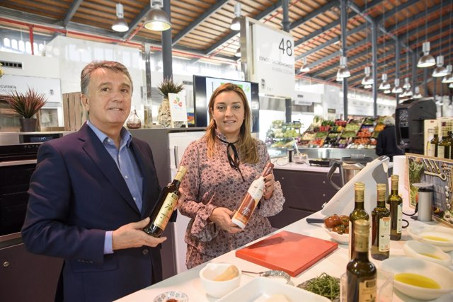 Aceites 'Castillo de Tabernas' ha sido la última empresa en 'Almería Cocina'.