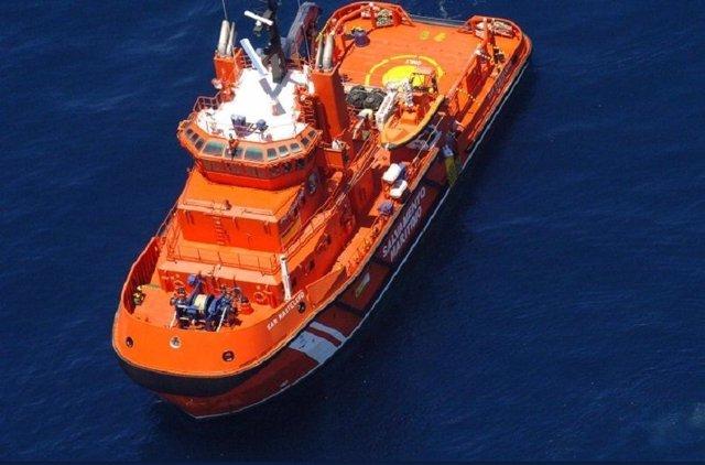 El buque 'Sar Mastelero'