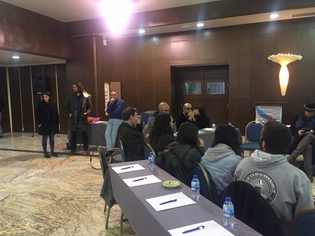 Conferencia política de Anova