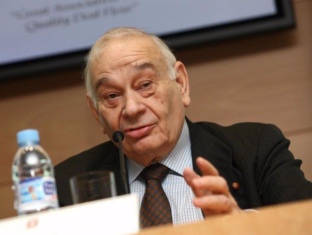 Expresidente De La CNMV Blas Calzada