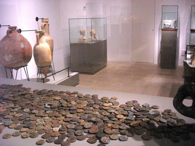 Interior del Museo de Mallorca