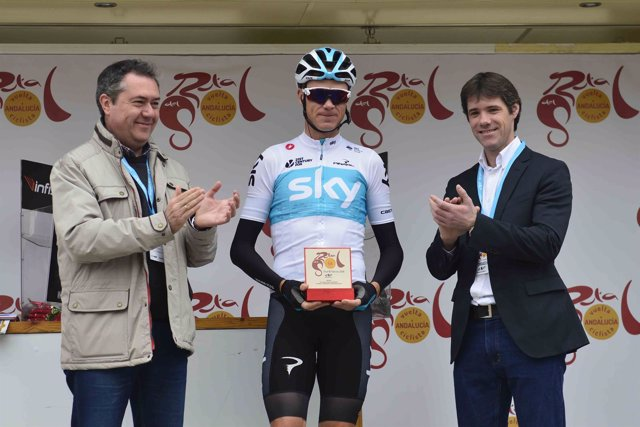Sevilla acoge la cuarta etapa de la Vuelta Ciclista a Andalucía