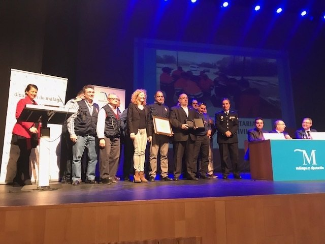 Premiados Protección Civil