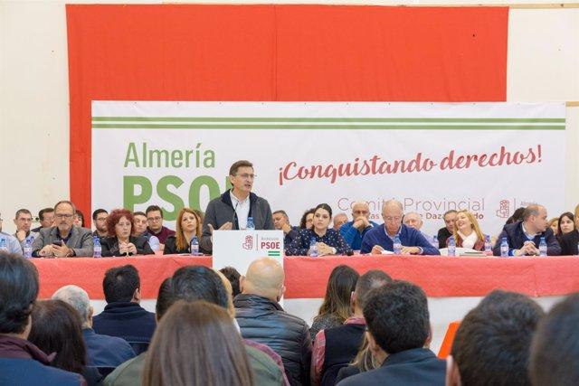 Comité Provincial del PSOE en Almería