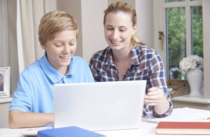 La influencia de la actitud de los padres en las notas de sus hijos