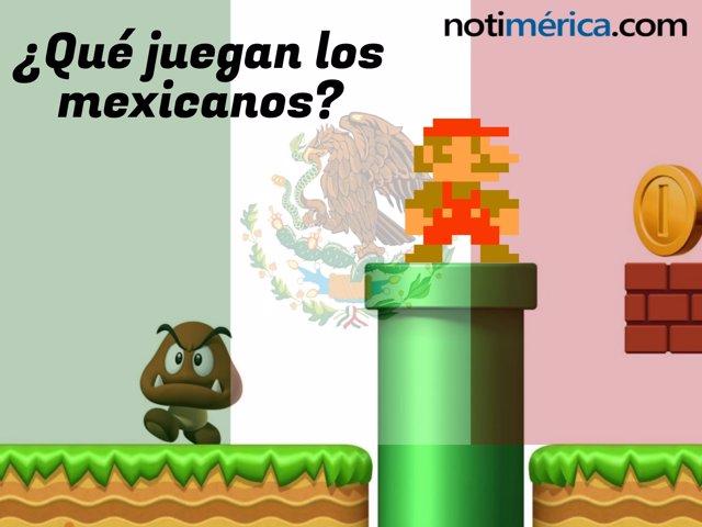 "México posee alrededor de 60 millones de ""gamers"""