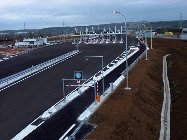 Autopista radial R-4  de Ferrovial y Sacyr