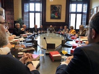Les comissions del Parlament s'encallen a l'espera de la Junta de Portaveu del dimarts (Europa Press)