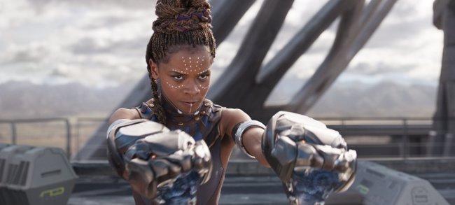 ¿Es Shuri, la hermana de Black Panther, más inteligente que Tony Stark o Bruce Banner? (MARVEL)