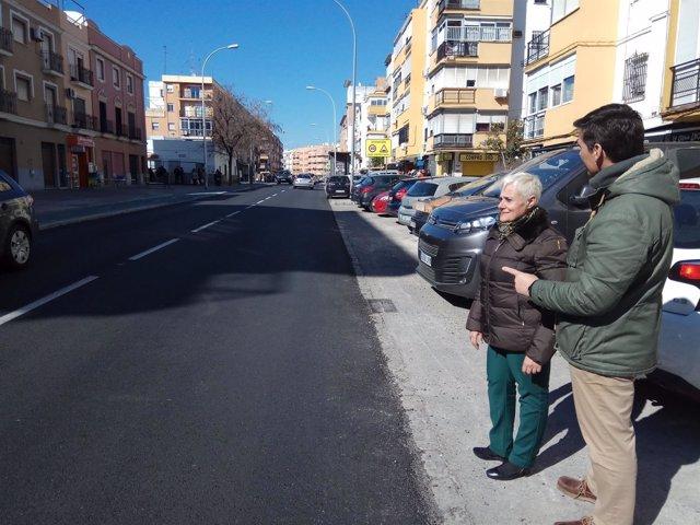 Nota De Prensa Y Fotos Obras Fco De Ariño