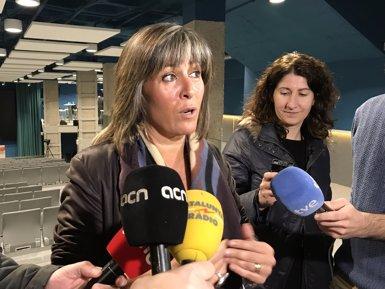 Marín (PSC) assegura que Sánchez està a favor de la immersió lingüística i nega discrepàncies (EUROPA PRESS)
