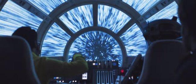¿Por qué el Halcón Milenario es diferente en Han Solo: Una historia de Star Wars? (DISNEY)