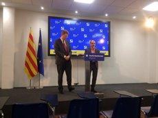 El PDeCAT planteja al Congrés derogar el decret llei de la fugida d'empreses de Catalunya (EUROPA PRESS)