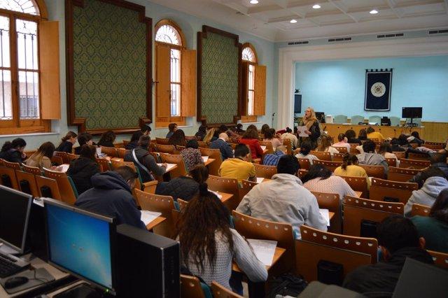 La UNED en Almería comienza con su segundo cuatrimestre académico.